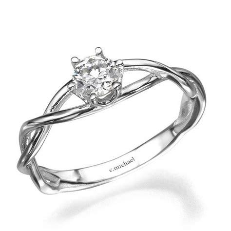 rings infinity ring engagement ring wedding