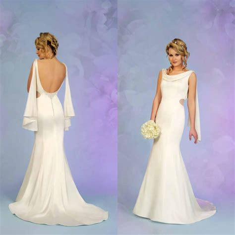 beach wedding dresses patterns 2015 new pattern beach wedding dresses open back mermaid