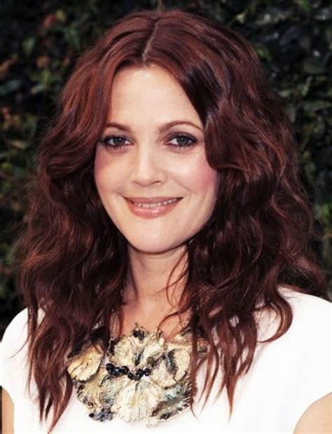drew barrymore hair color drew barrymore is bringing pretty to a wal mart near you