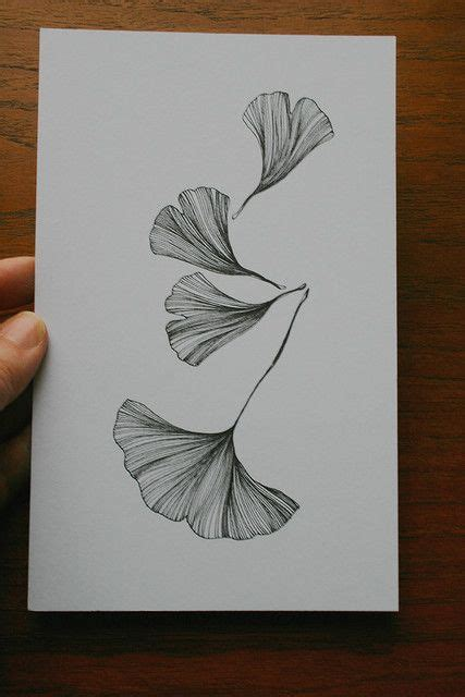 ginkgo leaf tattoo ginkgo maybe skin