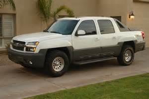 2002 chevrolet avalanche information and photos momentcar