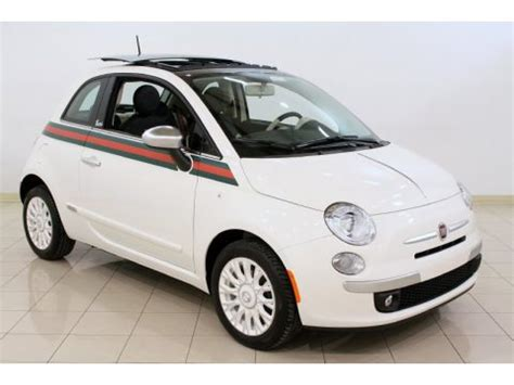 Gucci Interior For Cars For Sale by New 2012 Fiat 500 Gucci For Sale Stock D10150
