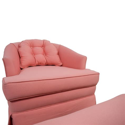 accent chair with ottoman 82 pink accent chair with ottoman chairs
