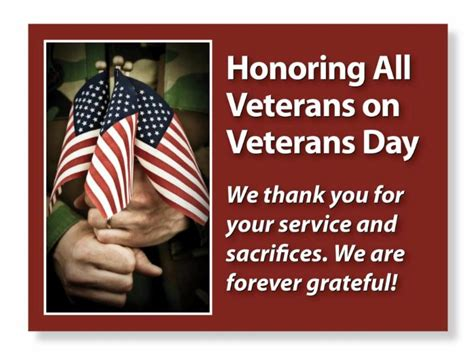 day thank you message visiting honors veterans every day with our special