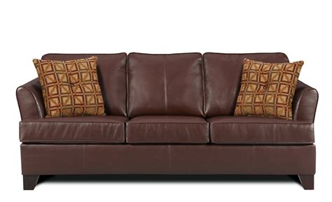 Brown Leather Sofa Sleeper Stunning Modern American Brown Color Leather Sleeper Sofas Ideas Olpos Design