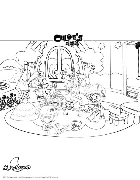 bedroom for coloring chloe s bedroom coloring pages hellokids com