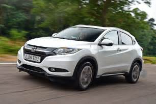 Hr V Honda New Honda Hr V Uk Review Pictures Auto Express