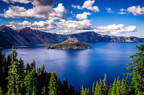 Most Beautiful Parks In The Us by Crater Lake National Park