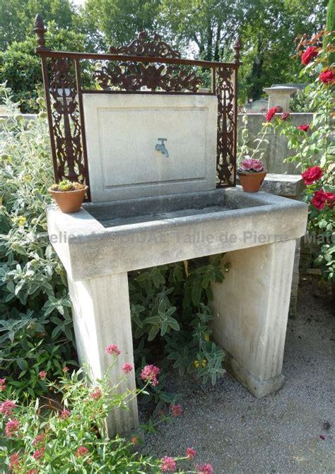 evier de jardin exterieur evier en rustique pour une cuisine ext 233 rieure ou