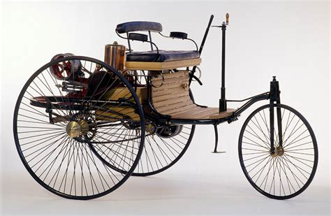 1886 Benz Patent Motor Car The World S First Automobile