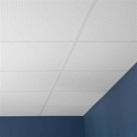 pro ceiling tiles genesis ceiling tile 2x2 classic pro in white