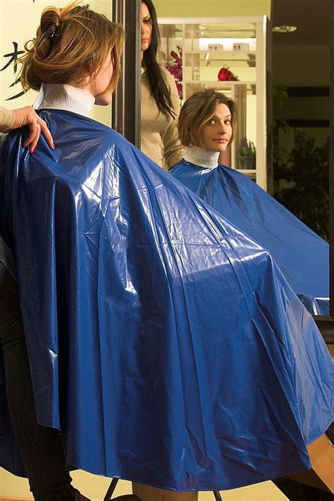 females in pvc getting haircuts 134 best images about capes on pinterest