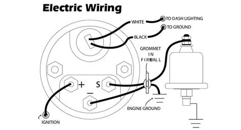 stewart warner gauges wiring diagrams get free image