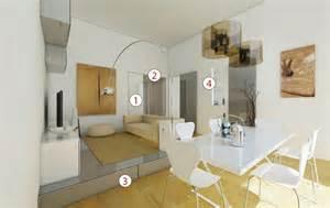 idee ingresso soggiorno idee per dividere ingresso e soggiorno paravento separ