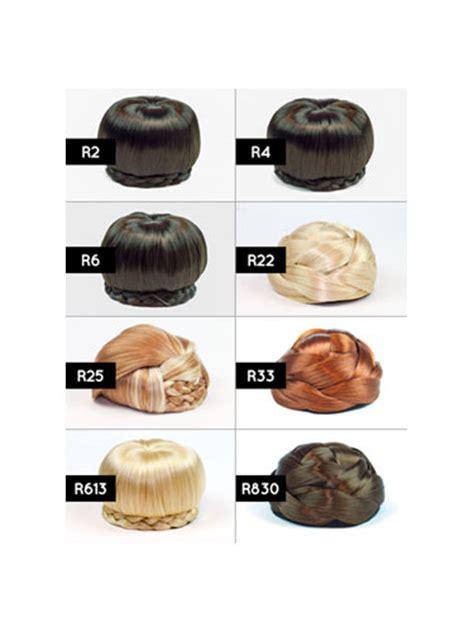Wedding Hair Bun Extensions by I K Wedding Hair Bun Hairtrade