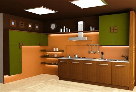 Kitchen Design In India Modular Kitchen 3d Images In Delhi India