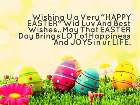 happy easter note happy easter wishes messages sms quotes slogans