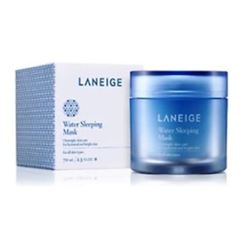 Laneige Water Sleeping Mask Di Korea laneige water sleeping mask pack 70ml from