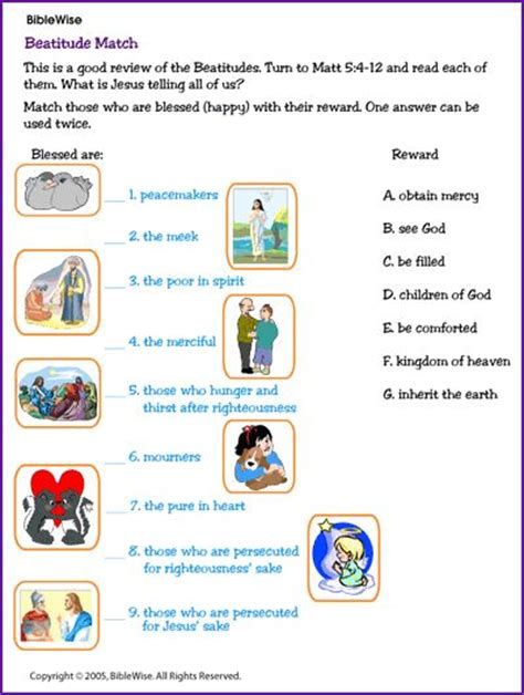 church activities for kids
