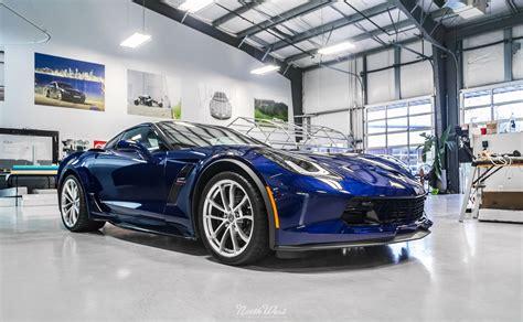 corvette stripes chevy corvette gets vinyl grand sport stripes northwest