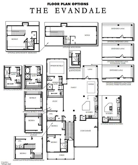 David Weekly Floor Plans by Rivertown Model David Weekley Homes The Evandale The