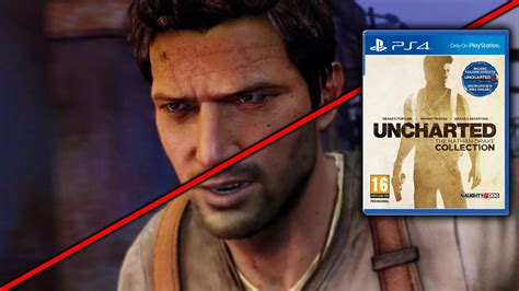 Uncharted The Nathan Collection R All Ps4 Ori uncharted nathan collection ps3 vs ps4 gameplay