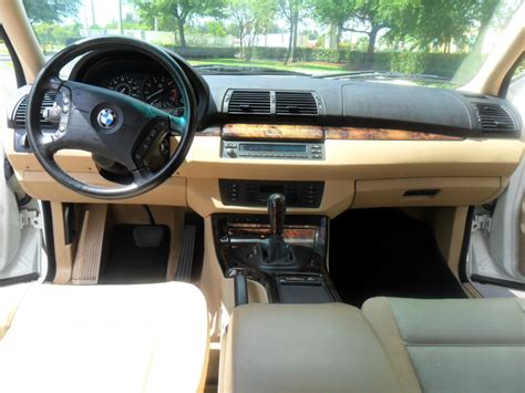 2001 Bmw X5 Interior by 2001 Bmw X5 Pictures Cargurus