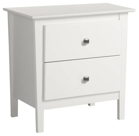 Cheap White Bedside Drawers by Black Friday Prepac White Berkshire 2 Drawer Nightstand