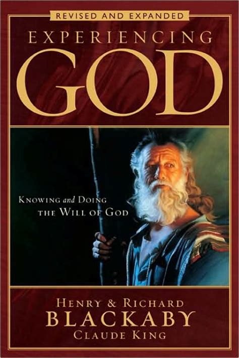 an with god books blackaby experiencing god book summaries