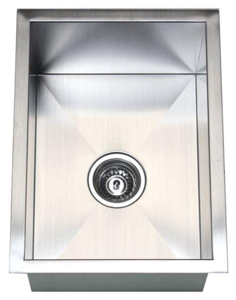 15 inch undermount bar sink 15 inch stainless steel undermount single bowl kitchen