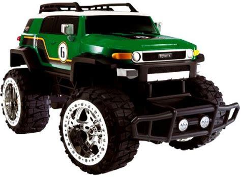 Toyota Power Wheels Take It Easy Boys Wheels Rc Toyota Fj Cruiser Green