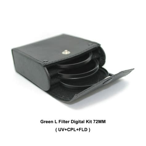 Green L Filter Uv Cpl Fld Kit 67mm green l filter uv cpl fld kit 72mm harga dan spesifikasi