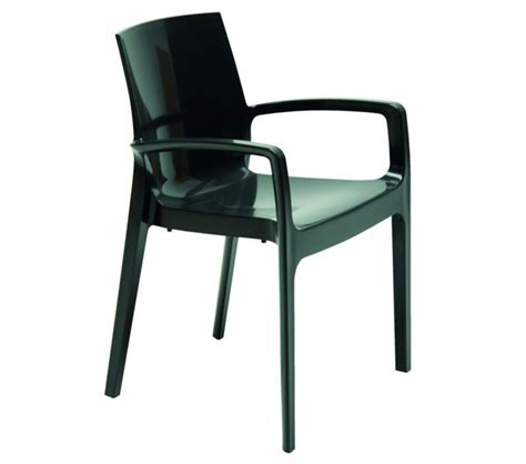Italian Dining Chairs Dreamfurniture Modern Glossy Anthracite Italian Dining Chair