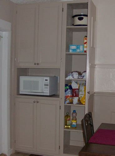 pantry cabinet with microwave shelf pantry microwave cabinet bestmicrowave