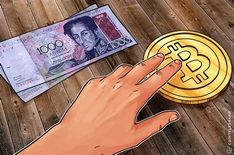 Buy Stocks With Bitcoin by Venezuelans Are Buying Bitcoin To Purchase Basic Goods