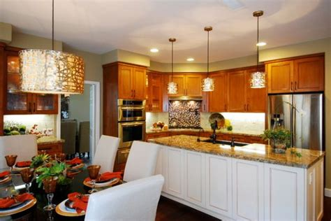 Over Kitchen Island Lighting 55 Beautiful Hanging Pendant Lights For Your Kitchen Island