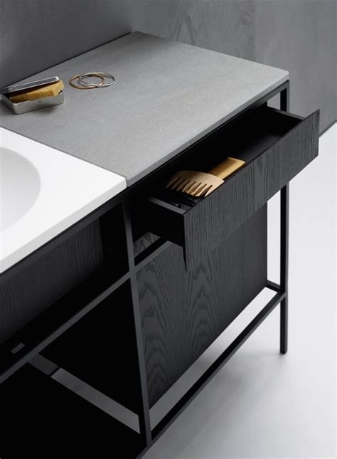 bathroom console 8 stunning minimalistic bathroom consoles and washstands