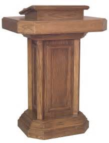 Speech Pedestal Lessons From A Pulpit 187 Singing With The Spirit