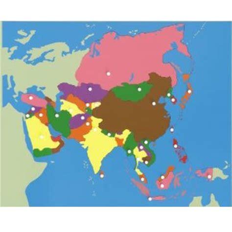 asia map puzzle asia puzzle map aplus business link pvt ltd