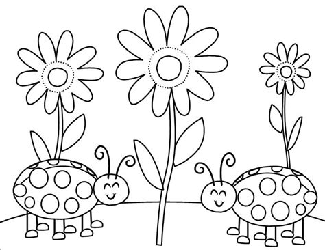 preschool coloring pages bugs bug coloring pages for preschool coloring page purse