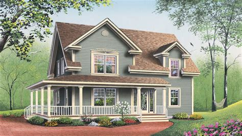 Old Style Farmhouse Plans Country Farmhouse House Plans Country Style House Plans With Pictures