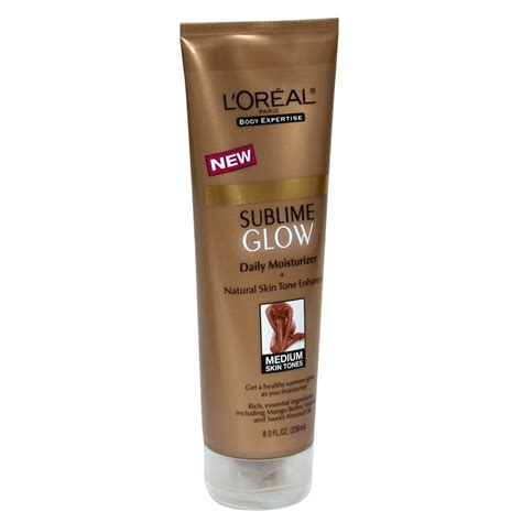 Review Loreal Sublime Glow by L Oreal Expertise Sublime Glow Daily Moisturizer