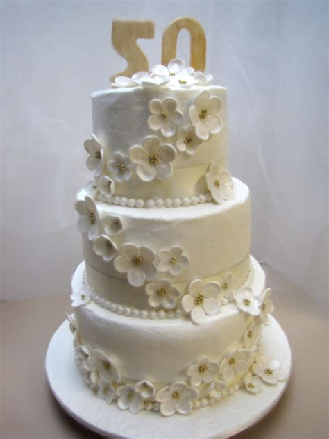 Wedding Anniversary Cakes by 50th Anniversary Cakes 50th Wedding Anniversary Cake