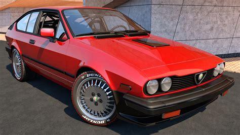 1986 Alfa Romeo Gtv6 by 1986 Alfa Romeo Gtv6 By Samcurry On Deviantart