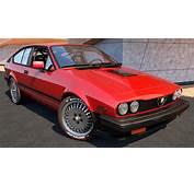 1986 Alfa Romeo GTV6 By SamCurry On DeviantArt