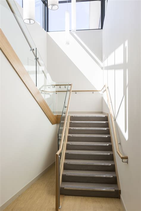 Narrow Staircase Design Glass Railing For Stairs Railing Stairs And Kitchen Design