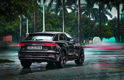 Audi Q8 Black by 14 Images About Audi Q8 2019 In Hd On Wallpapersqq