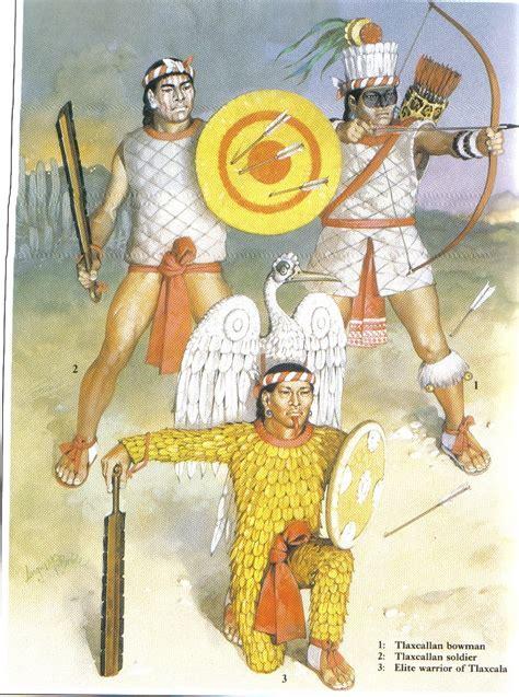 imagenes vestimenta de los olmecas indumentaria de los soldados el mundo azteca