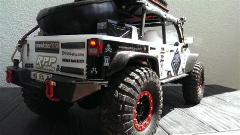 Scx10 Jeep Wrangler Axial Scx10 Jeep Wrangler Competition Ready Remote