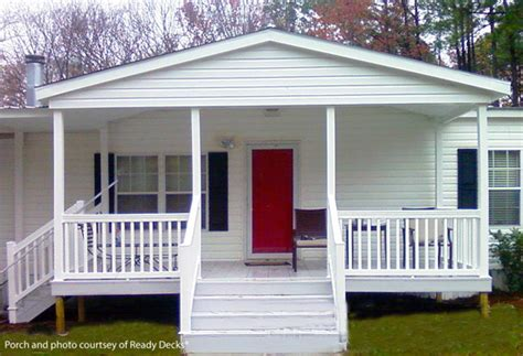 porch plans for mobile homes mobile home porches